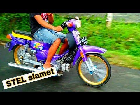 Gambar Modifikasi Motor Suzuki Rc 100
