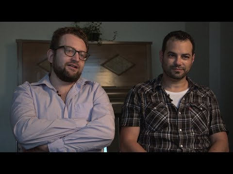 Two Jews, Three Opinions About Yiddish Grammar