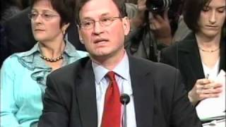Samuel Alito: Supreme Court Nomination Hearings from PBS NewsHour and EMK Institute