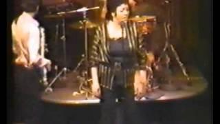 BARBARA PITTMAN   -   TEXAS BOOGIE  LIVE SHOW 80s