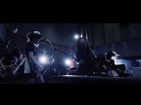 BAND-MAID / alone (Official Music Video)