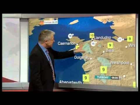 BBC Wales Today new set - 2013
