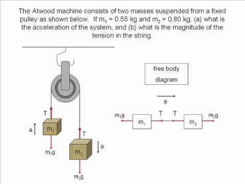 Free Body Diagrams Physics Problems Diagram