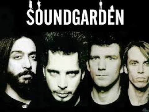 Top 20 Songs of Soundgarden