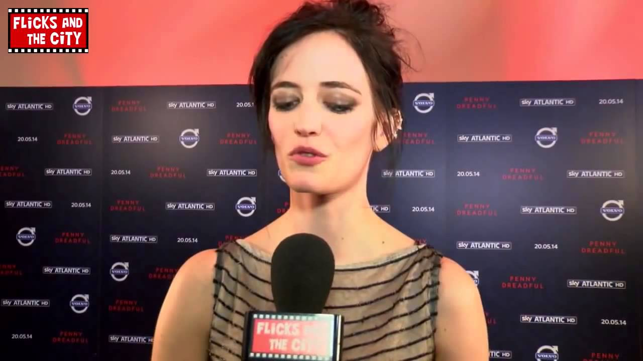 Download Eva Green Web: Eva Green Penny Dreadful Premiere Flicks and The City Interview