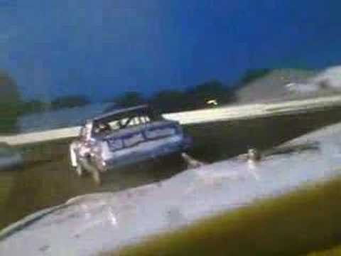 Murray County Speedway In Car Video