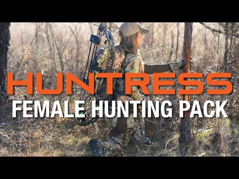 Huntress Female-Specific Hunting Pack By ALPS OutdoorZ
