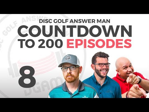Ep 192 Disc Golf Answer Man