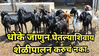 aadarsh shelipalan - goat farming -.sheli palan  (Marathi)  M.S.P helpline - 9730607617