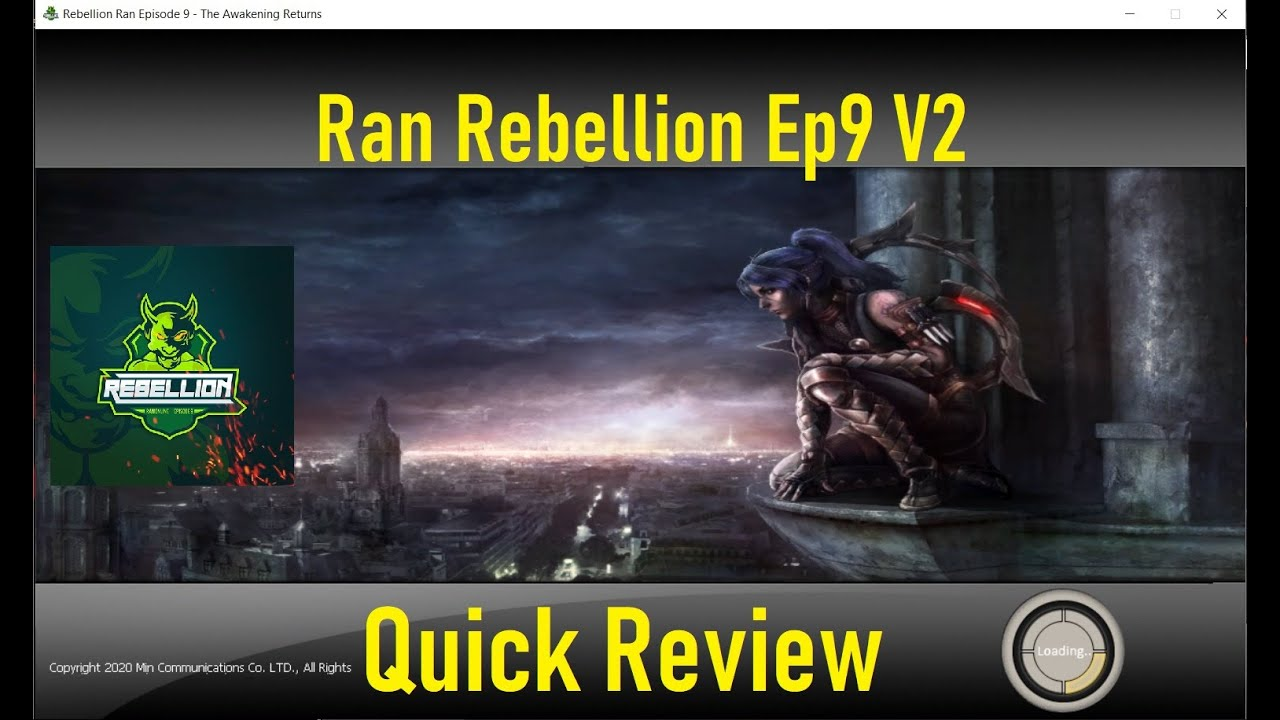 Download Ran Rebellion Ep9 v2   Quick Review