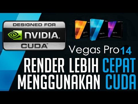 Solusi Render Cepat Size Kecil Kualitas Mantap!! [Vegas Pro 13 Tutorial].