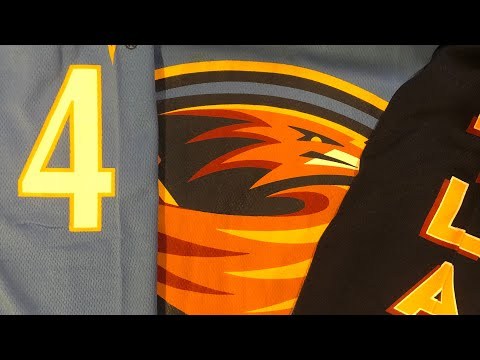 Atlanta Thrashers Jersey Newest Addition To My Collection