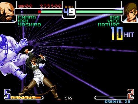 Emulador Tiger Arcade Juegos De Neo Geo Para Android Youtube