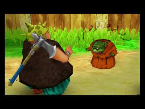 dragon-quest-viii-[3ds]-commentary-#030,-pickham:-horse-napping
