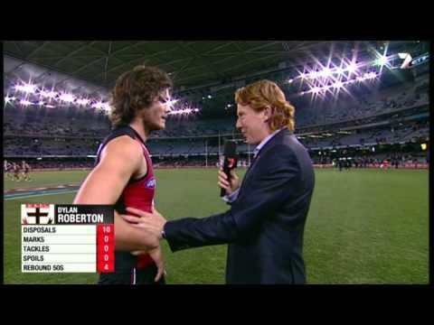 Hit leaves Roberton confused - AFL
