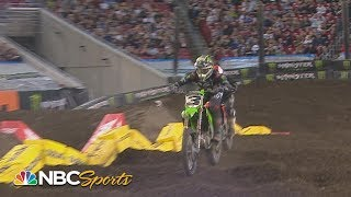 Supercross Round #7 in Tampa | 450SX EXTENDED HIGHLIGHTS | Motorsports on NBC
