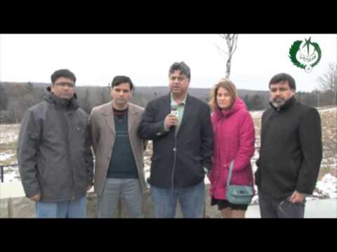 Radio Pakistan media team visits Flight-93 National Memorial in Pennsylvania