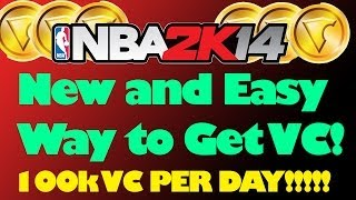 NBA 2K14 Xbox One and PS4 - VC Methods