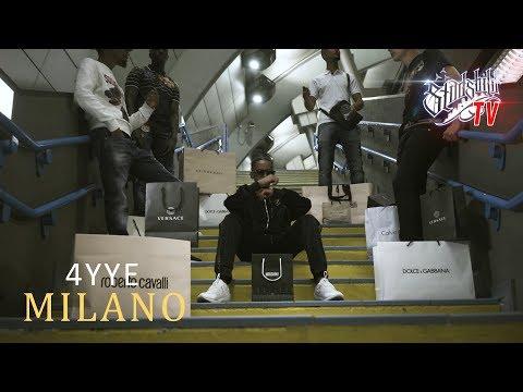 4yye - Milano (officiell video) | @4yye_