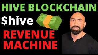 Hive BlockChain Is A Revenue MACHINE. $HIVE'S Latest Update Implications! Technical Analysis& Short