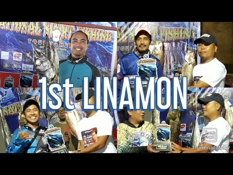 1st LINAMON OFFSHORE NATIONAL SPORT FISHING TOURNAMENT || PART 2