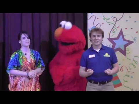 Elmo & Friends Preview The Magic of Art | Sesame Place