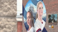 Colorado Soccer Superstars Horan & Pugh Immortalized With Mural
