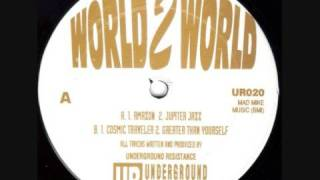 World 2 World (Underground Resistance) - Amazon