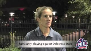 NJT Women's Soccer Post Game vs. Delaware State