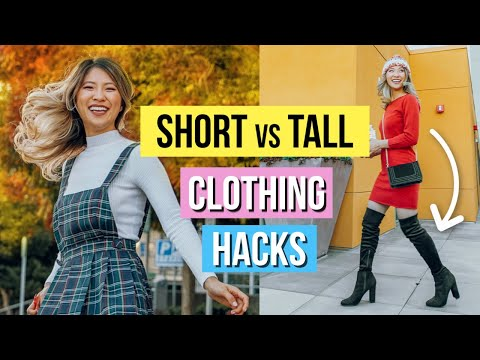 8-fashion-hacks-you-should-know!-short-vs-tall-girls!