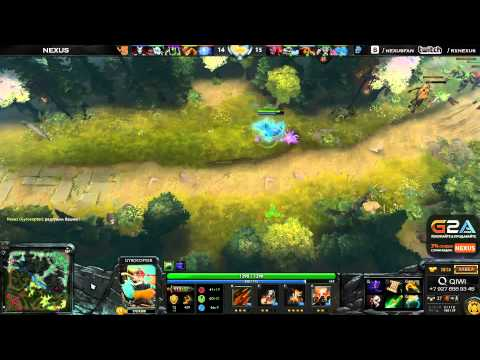 {Dota 2} Nexus plays Gyrocopter [07.06.2015]