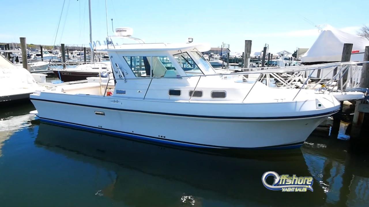 28' 2009 Albin TE Offshore Yacht Sales