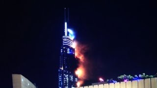 Twitteratti slams couple who took selfie with burning Dubai hotel | Breaking News