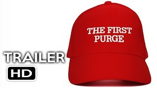 The First Purge Official Teaser Trailer #1 (2018) The Purge Prequel Horror Movie HD
