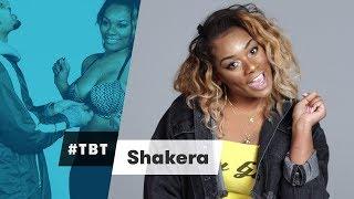 Shakera from Cut | #TBT | Cut