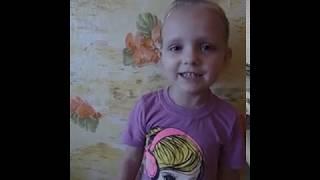 Супер клип - подарок папе от дочки