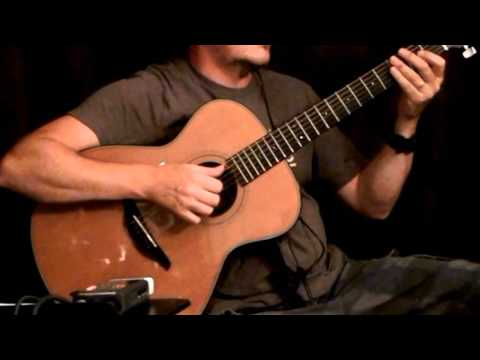 Honky Tonk Women (The Rolling Stones) - Fingerstyle Guitar