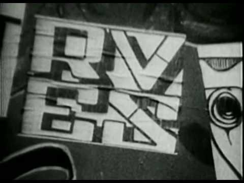 Fuckin Revs. graffiti artist.