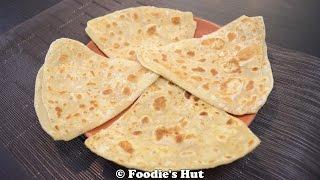 Bengali Trikon Parota/ PlainTriangle Paratha - Recipe by Foodie's Hut #0099