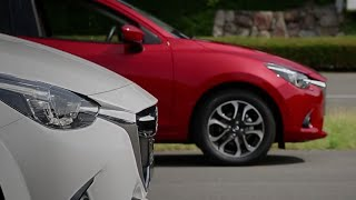 All new mazda 2 special test drive