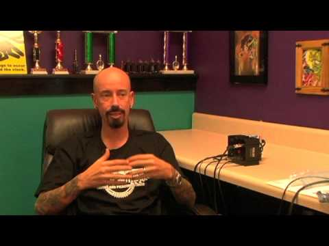 Getting a Tattoo & Maintenance Tips : How to Get a Foot Tattoo