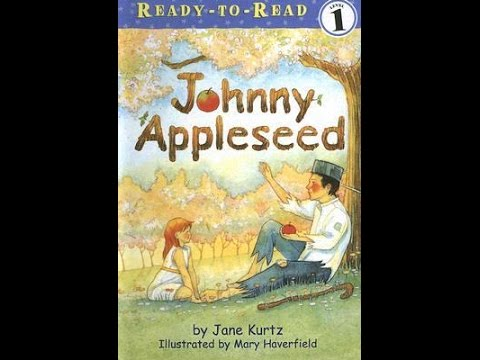 Image result for johnny appleseed book