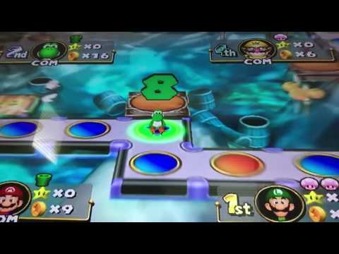 Mario Party 4 Bloopers Version 6 [Part 1] Tropical Vacation (Summer Special)