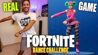 FORTNITE DANCE CHALLENGE ft Internet4u !!!
