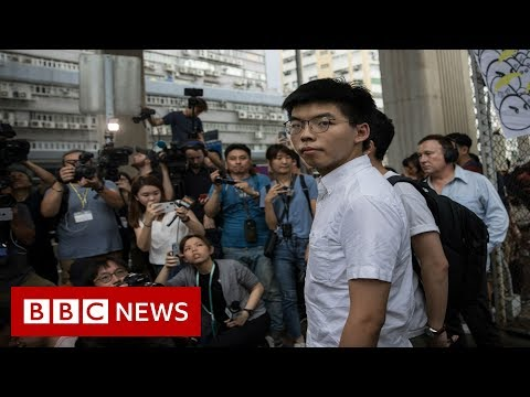 Hong Kong protest: Calls for HK leader Carrie Lam to resign - BBC News