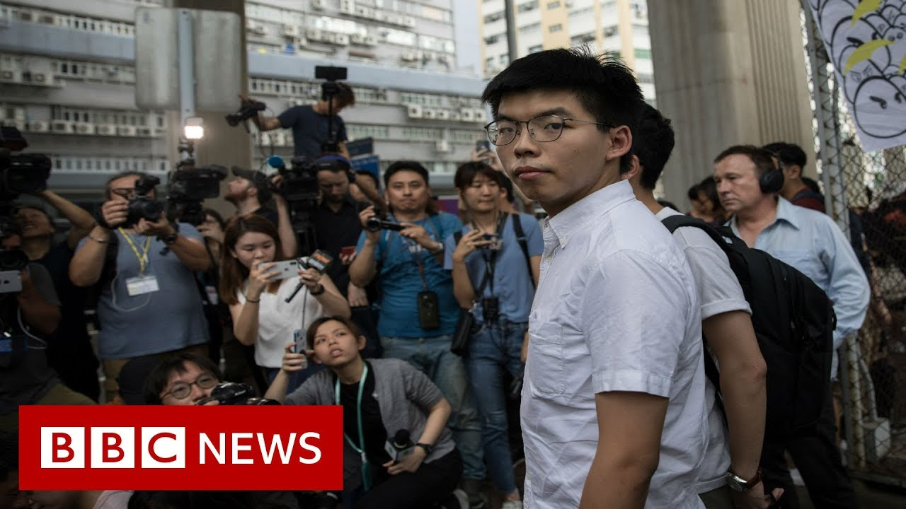 BBC News:Hong Kong protest: Calls for HK leader Carrie Lam to resign - BBC News