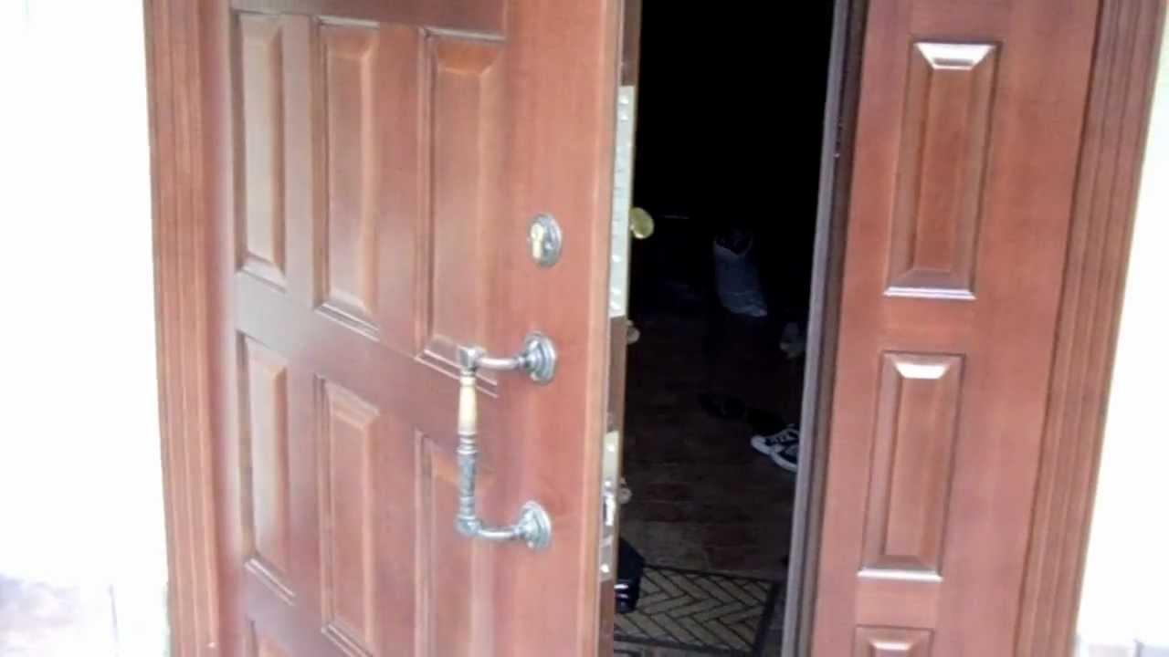 расчет входных филенчатых дверей