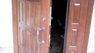 Входная дверь - филенчатая МДФ(, 2012-10-25T10:31:41.000Z)