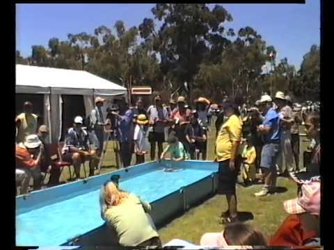 Model Solar Boats, Perth Australia 2004