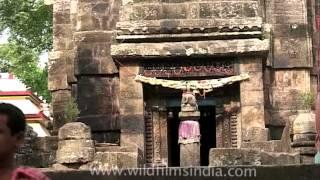 Lingaraj temple - Bhubaneswar, Odisha